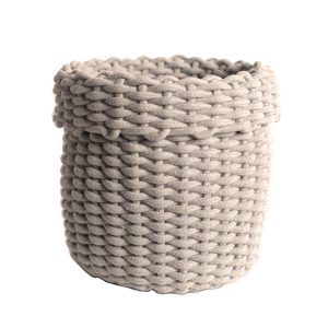Jumbo Knit Cotton Basket