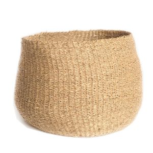 Seagrass Low Nest Basket