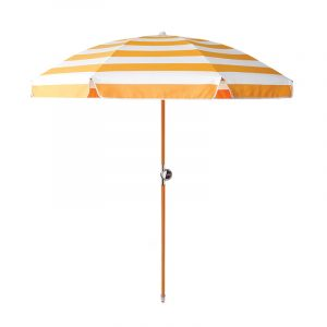 Sun Umbrella with Timber Handle
